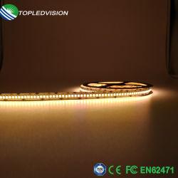 Белый 2700K/3000K/4000K/6000K прочного 240 светодиодов/M2835 для поверхностного монтажа светодиодный индикатор троса газа