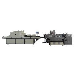 기계를 인쇄하는 가득 차있는 자동 방식 실크 스크린