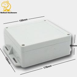 Excelente material ABS resistente al agua resistente al calor de la caja de empalmes