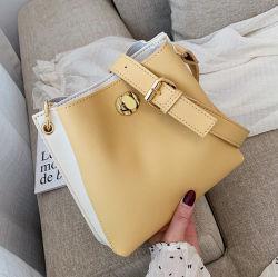 Новый мешок для ковша моды леди сумки через плечо