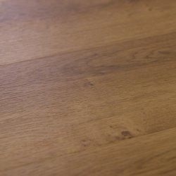 Pavimento impermeabile di scatto del PVC Lvt Spc del grano di legno con l'inclinazione di IXPE