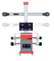 Lorenzo el equipo de taller Alta Precisión modelo LS-8 3D del paralelismo.