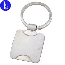 Venda por grosso de chaves virgens a moda de bolsas de metal acessórios Porta-chaves