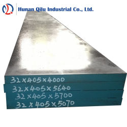 GB 5crnimov LÄRM-1.2714 AISI ASTM 6f3 Hot Work Tool Flat Steel