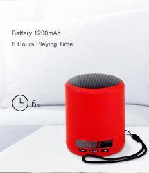 Мини-Портативные беспроводные гарнитуры Bluetooth колонки звуковых частот сабвуфера стерео FM радио Handsfree TF карты памяти USB МР3-плеер для динамика телефона Lxy-N3