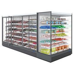 Berufssupermarkt-Milchprodukte Multideck Kühlraum-Schaukasten-Kühlraum