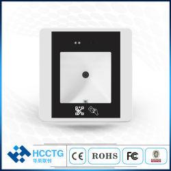 2D-QR Code встроенного устройства чтения карт памяти сканера штрих-кодов + ж/д станцией Em (125 Кгц) идентификационных карт (HM20-ID)