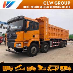 Het 12-wiel van de Vrachtwagen van de Kipper van Shacman van de Prijs van de fabriek X3000 de Vrachtwagen van de Stortplaats van het Lichaam van de Kipwagen van de Cilinder van de Olie van Hyva 40t 50t