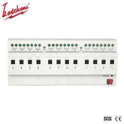 12 Knx Eastkame привод переключателя складывания крыльев и регулятора яркости освещения приборов для домашней автоматизации