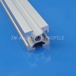 T-aluminium fendu Extrusion profiles 2020, profil en aluminium accessoires industriels