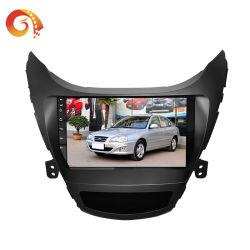 Android 2 DIN 1024*600 HD 1080p Full Touch Screen Mirror Stereo Radio reproductor de DVD con GPS para coche Bluetooth/reproductor de vídeo para Hyundai Elantra