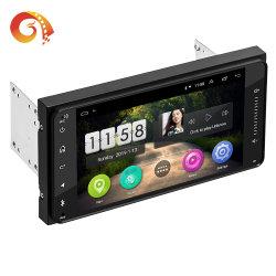 7inch 접촉 스크린 7169 인조 인간 2 DIN 차 DVD 닛산 Peugeot Toyota Autoradio 차 선수를 위해 보편 라디오 다중 매체 선수 GPS 항법