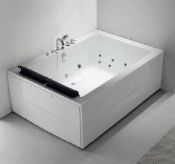 [ووما] 2 شخص مغطس [جكزّي] دوّامة منتجع مياه استشفائيّة [هوت تثب] [هدرو] حمام [1.81.3م] ([ق419د-م])