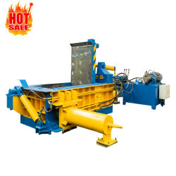 Altmetall Y81f-125 Recoveroy hydraulische Stahlaluminiumeisen-Metalballenpresse