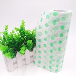 Одноразовые ткань для очистки домашних хозяйств с вискозы и полиэстера