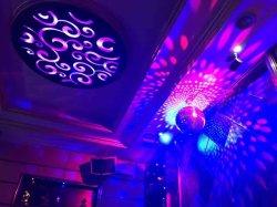 ディスコのナイトクラブ党のための多彩な段階球の屋外ミラー