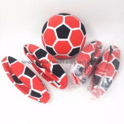 Gioco del calcio del Velcro per il gioco gonfiabile del Dartboard