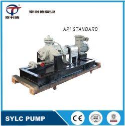 API-horizontales zentrifugales petrochemisches heißes grobes Kraftstoffpumpe-Dieselgasöl-Übergangssaurer chemischer Prozess-Wasser-Pumpen-Hersteller