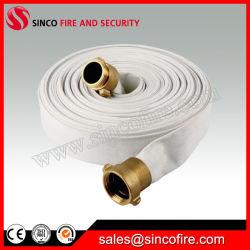 PVCゴム製消火ホースのカップリングが付いているライニングによって使用される消火ホース