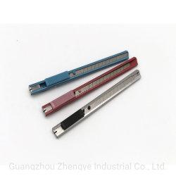 Commerce de gros de la papeterie de bureau mini 9mm à usage intensif des couteaux du hacheur de l'utilitaire