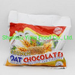 Chocolade van de Haver van de Verkoper van de Markt van Ghana de Hete