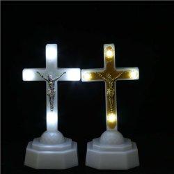 قاد مصباح ضوء ليلي صغير إقليدي ليلى ليعكوس مقالات أثاث يسوع