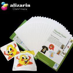 A4, A3 het Document van de Overdracht van de Laser van de Kleur voor Lichte Textiel