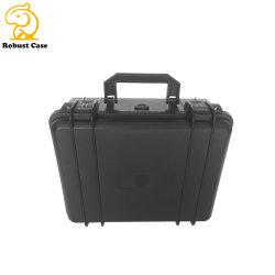 Caja de plástico de exposiciones con Pre-Cut espuma para equipos electrónicos