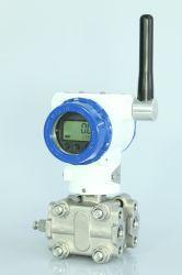 Sem fio GSM/GPRS Transdutor de Pressão Diferencial/transmissor remoto para medição de nível dos tanques de gás