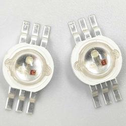 Chip di RGB LED del chip di alto potere della lampada 460nm 3W del modulo dell'indicatore luminoso di inondazione della torcia