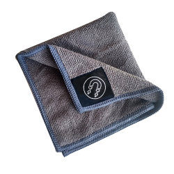 Produto doméstico personalizar uma toalha de limpeza de microfibra de cozinha toalhas de chá Magnético
