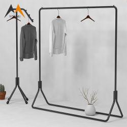 Современный магазин декоративная нержавеющая сталь специальной одежды подставка для дисплея