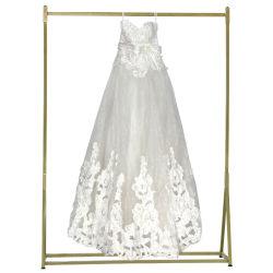 Второй Стороны Свадебное платье/столовой используются одежду в тюки