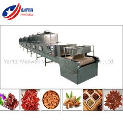 焼かれたシードおよびくだらない機械ピーナッツの焙焼機械