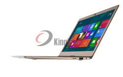 """13.3""""IPS 1920x1080 pixels Intel Apollo Lake N3450 à quatre coeurs de l'ordinateur portable Windows10 Boîtier métallique avec le double de 64 Go de stockage +SSD (AZ133)"""