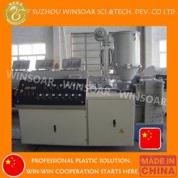 extrudeuse monovis PP PPR Pert hot tube d'alimentation en eau froide Extrusion Ligne de production de la machine