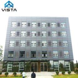 El Departamento de Ingeniería pre prefabricados modulares fabricados en Altura Estructura de acero móvil moderno edificio de construcción de marcos seis piso