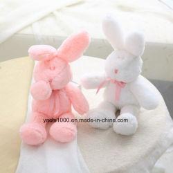 Los animales de peluche juguete Conejo de Pascua