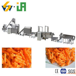 Certifications Ce Cheetos Kurkure Snack Bulking Machine Rôti de ligne de production d'équipement