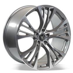 L'acier 14-22cm roues en alliage en aluminium pour BMW Voiture