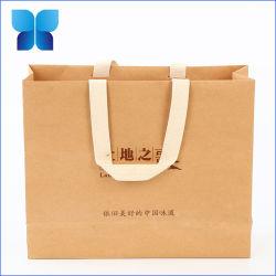 Sac en Papier de luxe personnalisé pour cadeau /Garment/chaussures