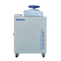 Медицинские лаборатории Biobase Ce сертификацию 50L~150 вертикальный автоклав стерилизатор для правого заднего колеса