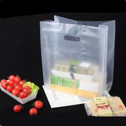 Commerce de gros emballages à emporter un sac jetable claire pour le gâteau présent