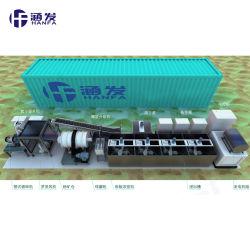 Piccolo e medio sistema elaborante minerale portatile flessibile ed efficiente