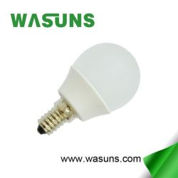 G45 E14 3W 5W 7W luzes LED SMD 2835 Global lâmpada LED