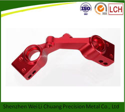 Andamio de aluminio Custom CNC de piezas procedentes de China Factory
