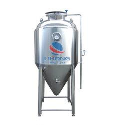 Cerveja de aço inoxidável fermentador contentor