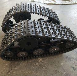 Комплект для преобразования резиновой гусеницы для колесных и ATV