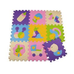 EVA personalizada Camping Mem/Puzzle Mem/Espuma Tapete do bebé