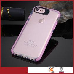De PC transparente de alta qualidade+TPU Caso Telefone fino para iPhone 11